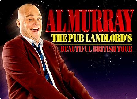 Al Murray The Pub Landlord's Beautiful British Tour image